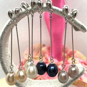 Natural Freshwater Pearl S925 Earrings